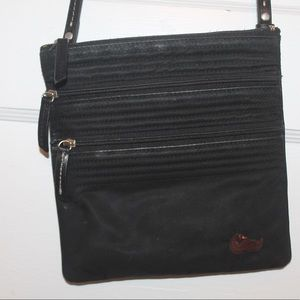 Dooney & Bourke Vintage Black Crossbody
